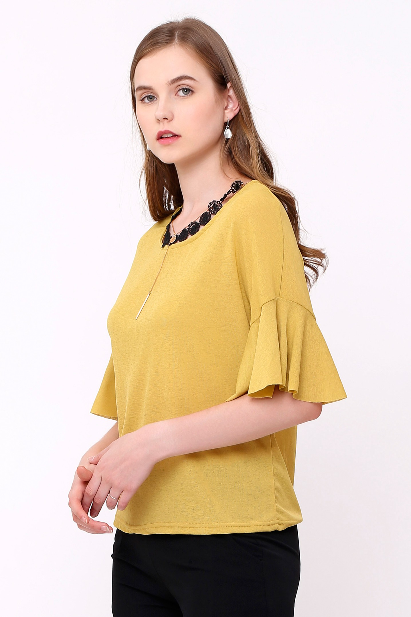 batwing long neck itm jersey tunic oversized dress top ladies necklace boat womens