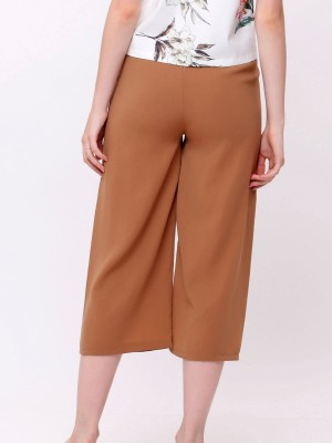 Front Asymetric Loose Pants