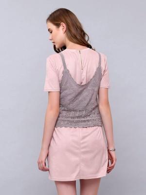 Suede Dresses