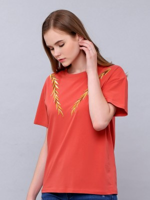 Embroidery Neck Tie