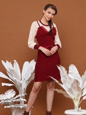 Knitted Camisole Dress