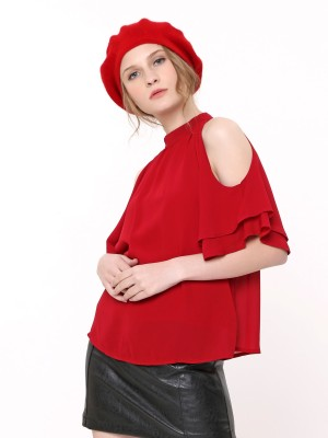 Layered Sleeves Top