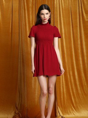 CNY Mini Dress