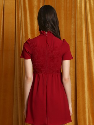 CNY Mini Dress