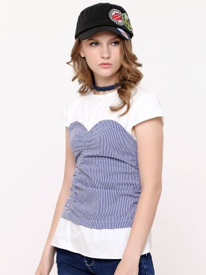 Stripes Tube alike Top