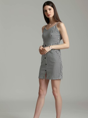 Cami Stripes Dress