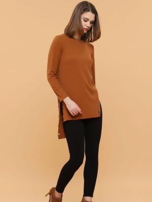 Ring Holes Tunic Top