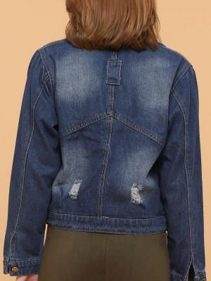 Rippe Oversized Denim Jacket