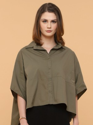 Oversized Batwing Shirt