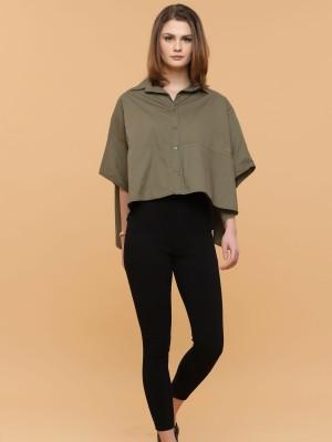 Oversized Batwing Shirt