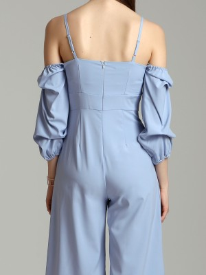 Twisted Front Jumpsuit