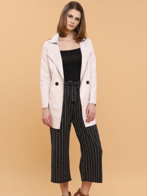 Stripes Waist-Tie Cullotes