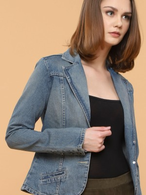 Denim Blazer