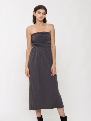 Jersey Tube Maxi Dress