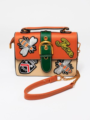 Bee Patch Mini Bag