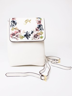 Florist Embroidered Backpack