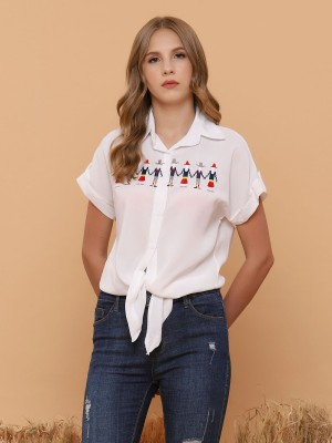 Farmers Embroil Shirt