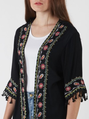 Embroidered Outer