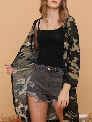 Army Printed Outer
