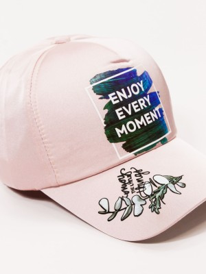 Enjoy Every Moment  Cap