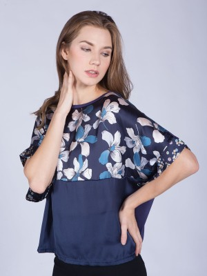 Upper Floral Loose Top