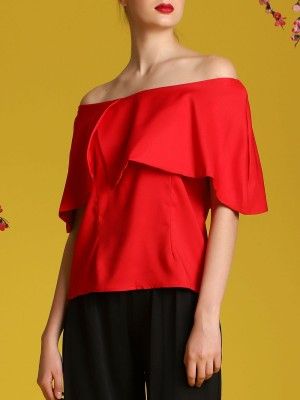 Layered Chest Top
