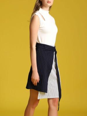 Ring Asymetris Skirt