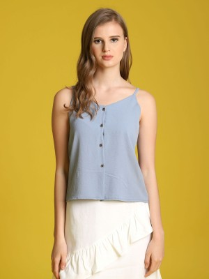 Buttoned-Up Camisole