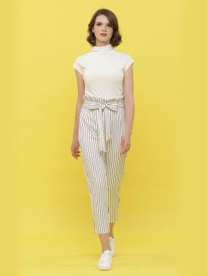 D-BT Stripe Pants