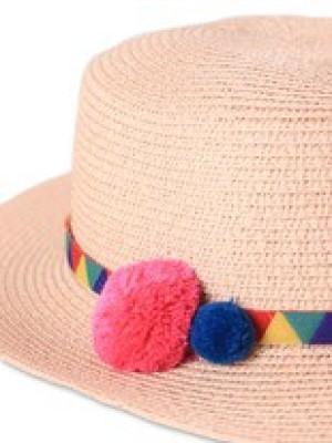 Round Summer Hat