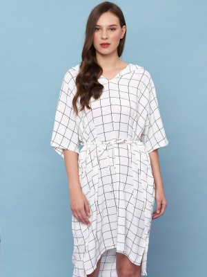 Hoodie Squared Dress