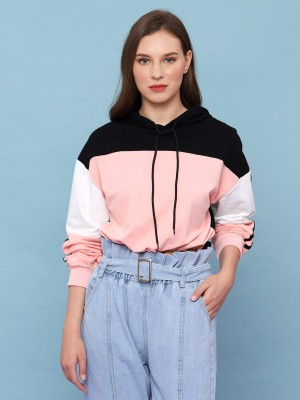 Youth Hoodie Sweat Crop Top