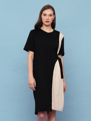 Side Belt Dress
