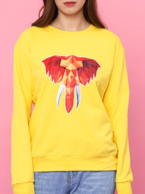 Abstract Mammoth Sweater