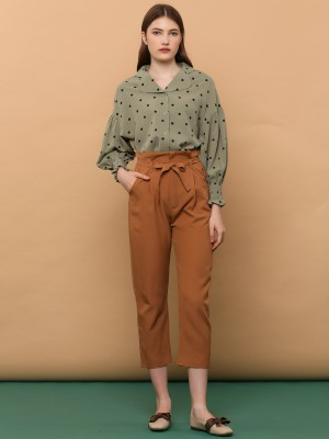 Blaze Collar Dotty Shirt