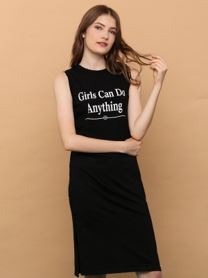 Best Buy Girls Can Do Anything Tee Dress