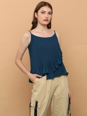Ruffles Side Way Top