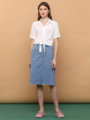 Front Tied Shirt