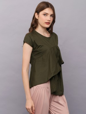 Shank Sleeves Top
