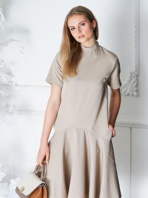 Bottom Flare Dress