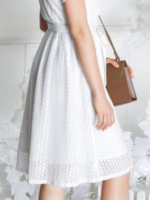 Shirt Embroidered Dress