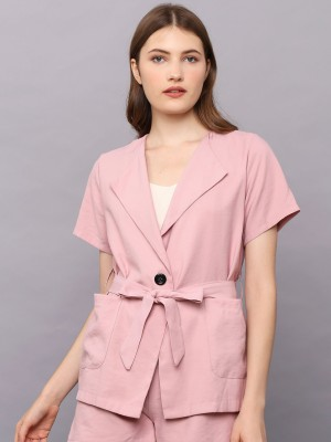 Setss Set Blazer Top With Short