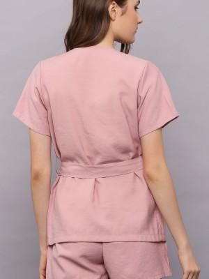 Setss Set Blazer Top With Short