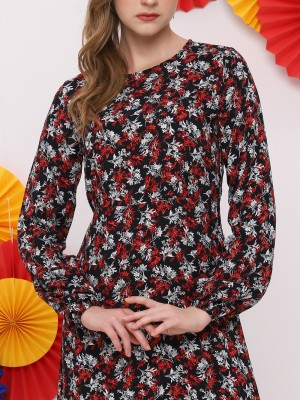 FC Flower Print Dress
