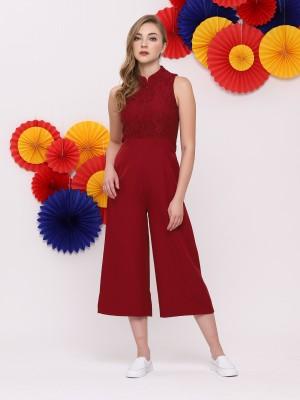 FC Oriental Lace Jumpsuit