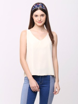 V-Neck Loose Top
