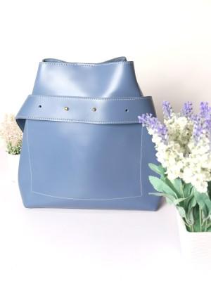 Bucket Belted Bag Shoulder Bag