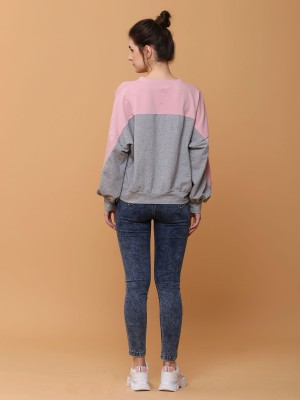 2 Tones Lace Combi Sweater