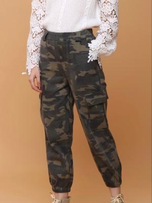 Camo Army Pants