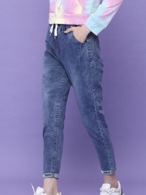 Ankle Folded Easy Peasy Denim Pants